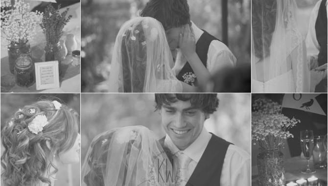 Real Bride – Amanda