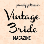 FeaturedVintageBrideMagazine