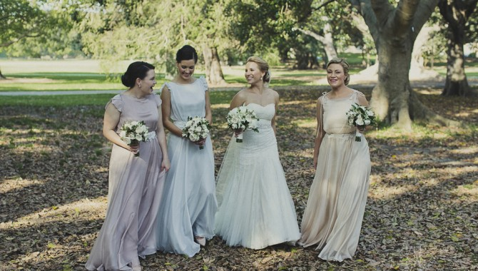 Lara: Bridesmaid Dresses