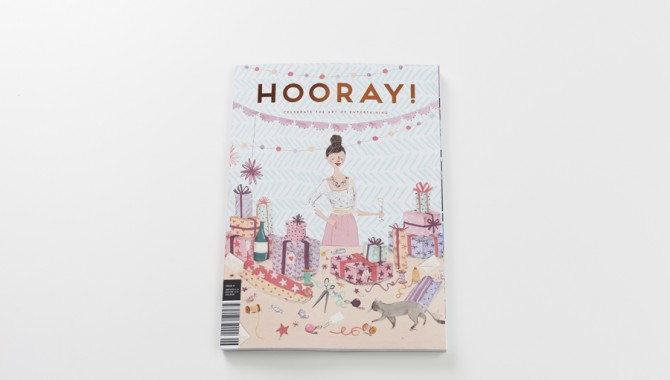 HOORAY! Magazine – Issue 8