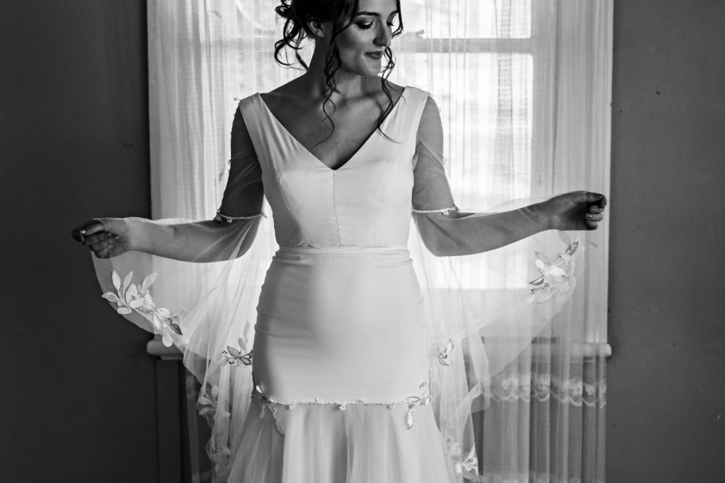 Real Bride: Brooke. Photographer: AvaMe Photography