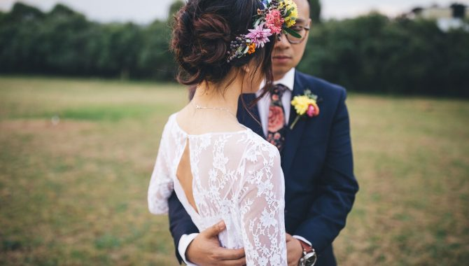 Real Bride: Helen