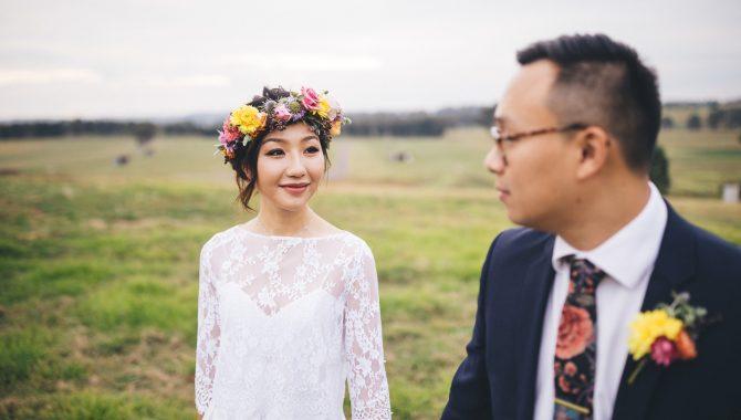 Real Bride – Helen