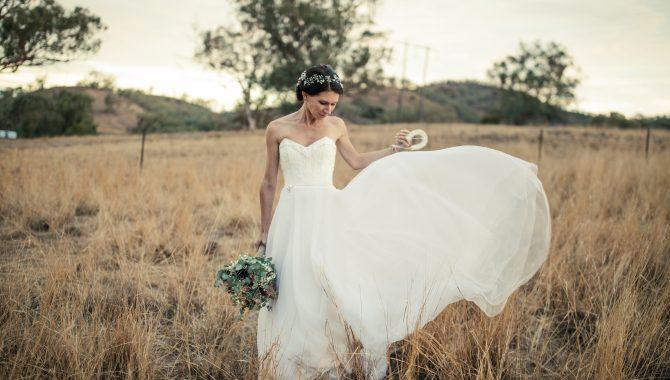 Real Bride – Mel